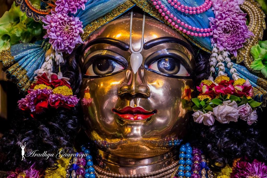 ISKCON Mayapur Deity Darshan 14 Jan 2017 (12)