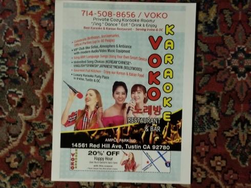 VOKO Karaoke Bar, Lounge & Restaurant - Luxury Karaoke