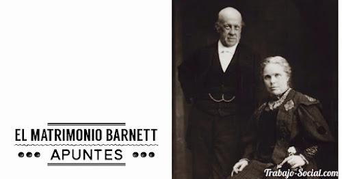 El matrimonio Barnett