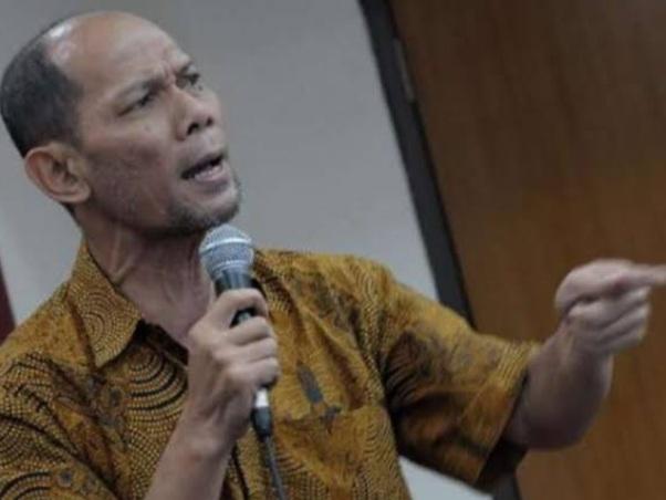Ichsanuddin Noorsy Keluarkan Pernyataan Keras untuk Jokowi, Ada Kata Terdikte Asing