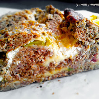 Cream Cheese Stuffed Meatloaf Recipes