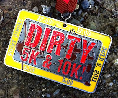 DIRTY:2011:5K:10K