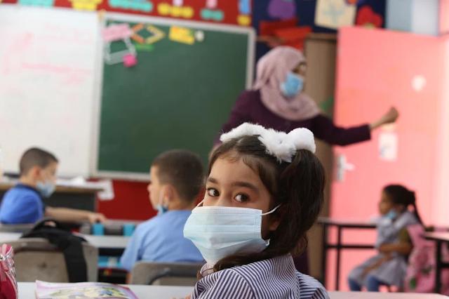 وزارة الصحة تكشف عن 7 الف اصابة بفيروس كورونا في المدارس منذ انطلاقها.