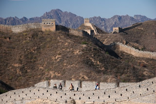 Odkrivanje kitajskega zidu