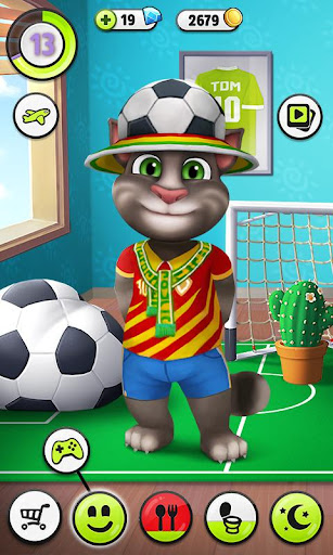 My Talking Tom 4.7.2.91 screenshots 2