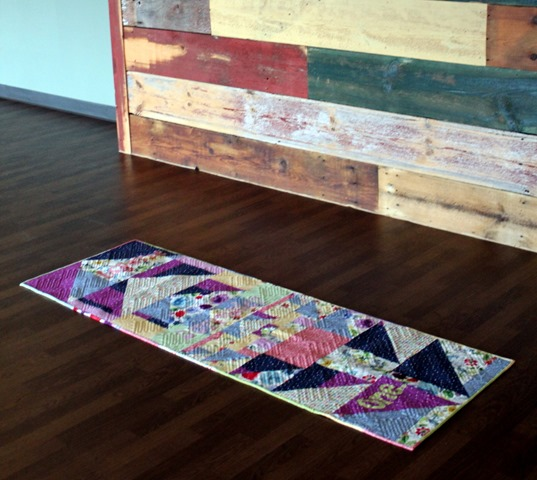 Persimon Dreams: Adelaide Flying Boat Hot Yoga Mat