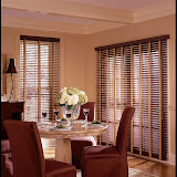 Wood Alloy Blinds