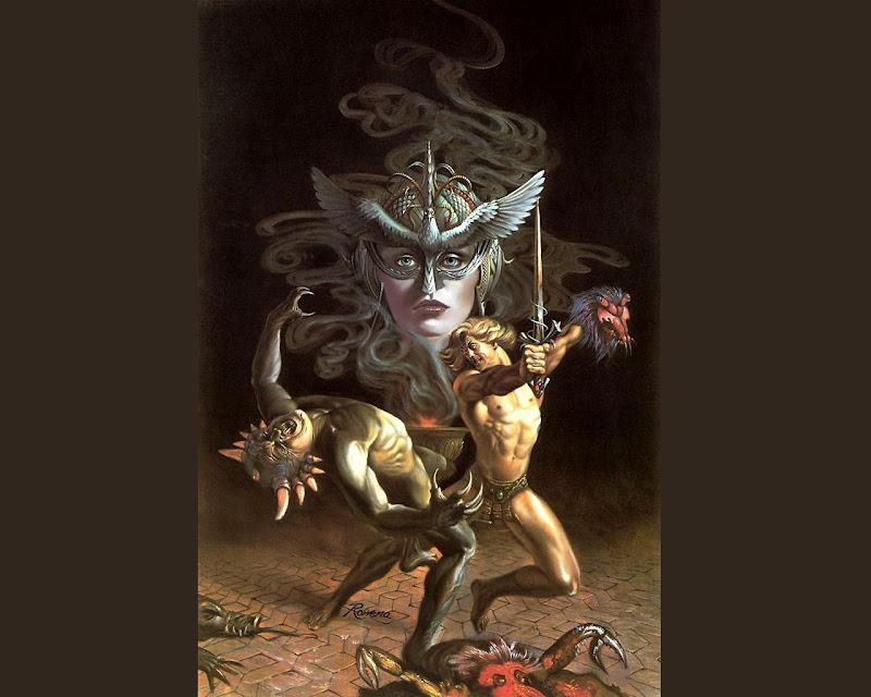 Magick Pard Of Mine, Spirit Companion 3