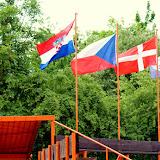 Ústřižky z kempu Danska a Chorvtaska 13-17.5