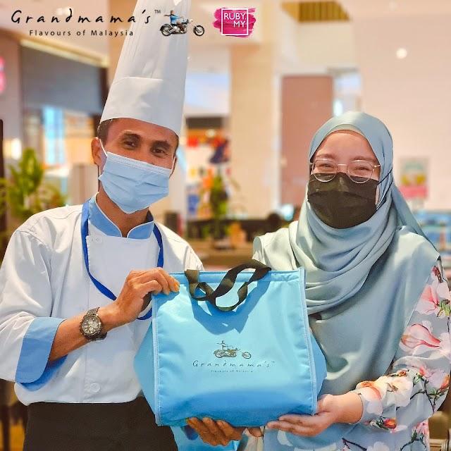 Sahur Dengan Menu Ready To Eat Meals Restoran Grandmama's