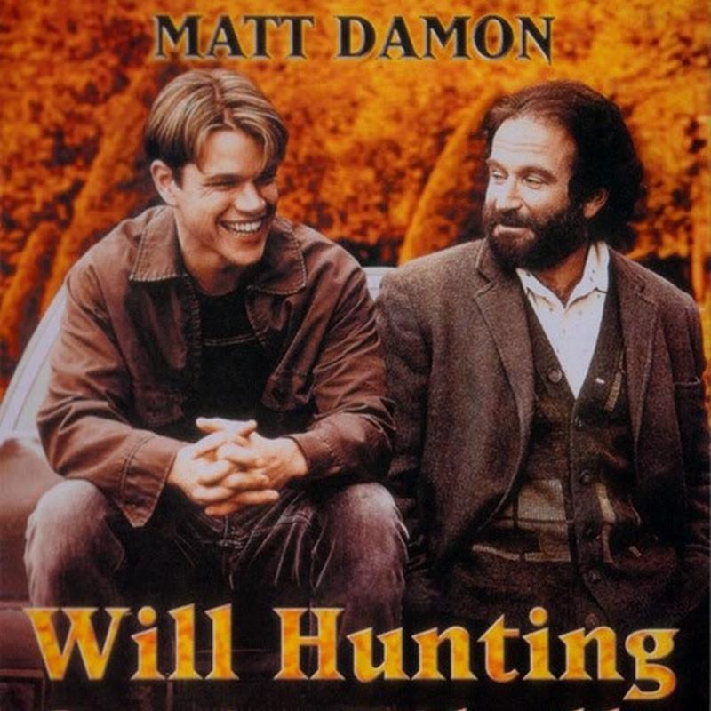 Will Hunting - Genio Ribelle - è la storia di un genio premiata con l'Oscar.