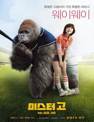 Poster de Mr. Go (Mi-seu-teo Go)