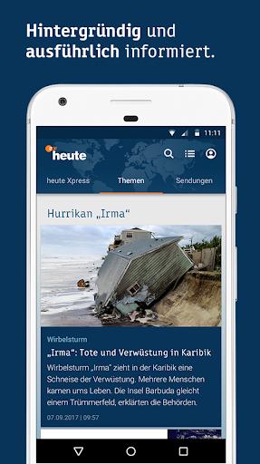 ZDFheute - Nachrichten 2.9 screenshots 3