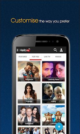 HelloTV - Free Live Mobile TV 2.2 screenshot 221765
