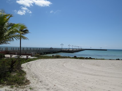 White Street Pier, Higgs Beach, Key West