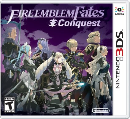 [GAMES] Fire Emblem Fates Conquest (3DS/EUR/MULTI5)