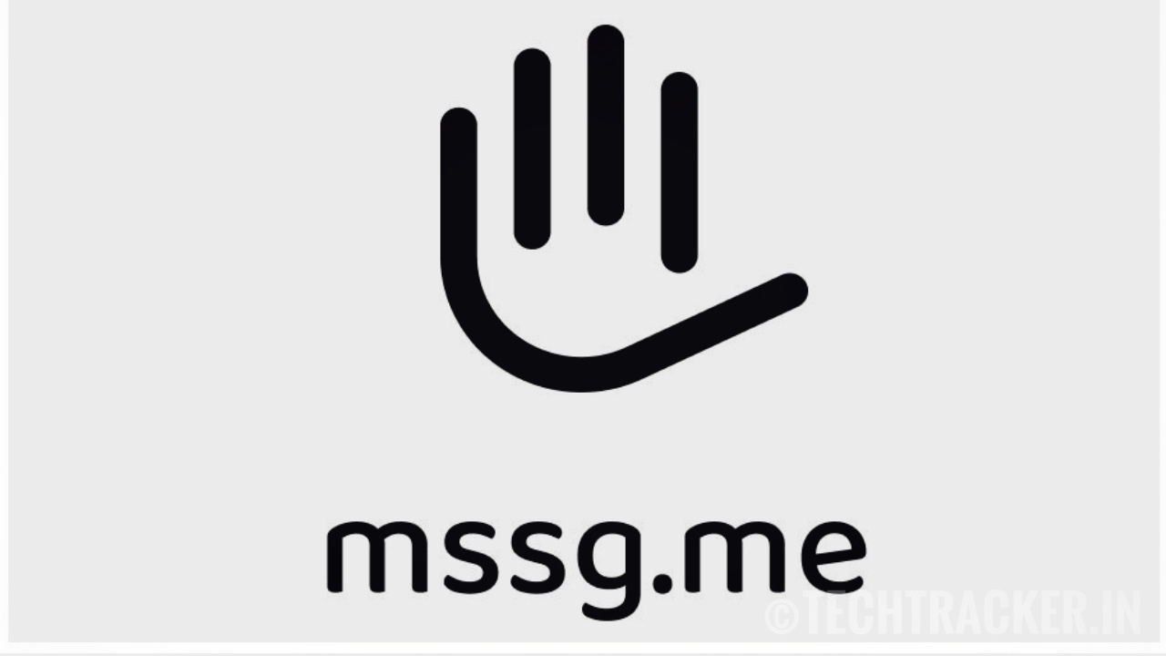 MSSG.ME - Create a Free Website and Drive Customers to Your Messengers.