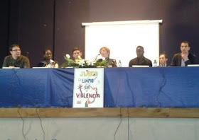 IV semana prevencion contra la discriminacion y el racismo. IES San Vte. Ferer. Valencia 2013.