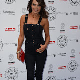 OIC - ENTSIMAGES.COM - Lizzie Cundy at the  Jeans for Genes Day 2015 - launch party in London 2nd September 2015 Photo Mobis Photos/OIC 0203 174 1069