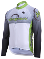 Eolus Club Elite Long Sleeve Cycling Jersey