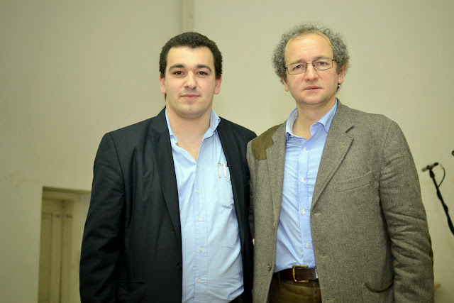 Conferinta Despre martiri cu Dan Puric, FTOUB 199