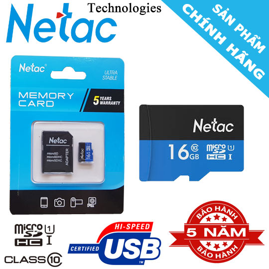 the nho 16gb netac