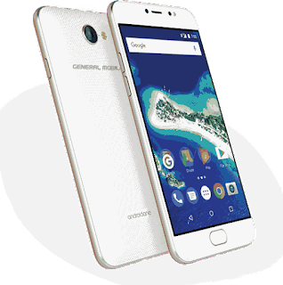 GM6 Android One Phone