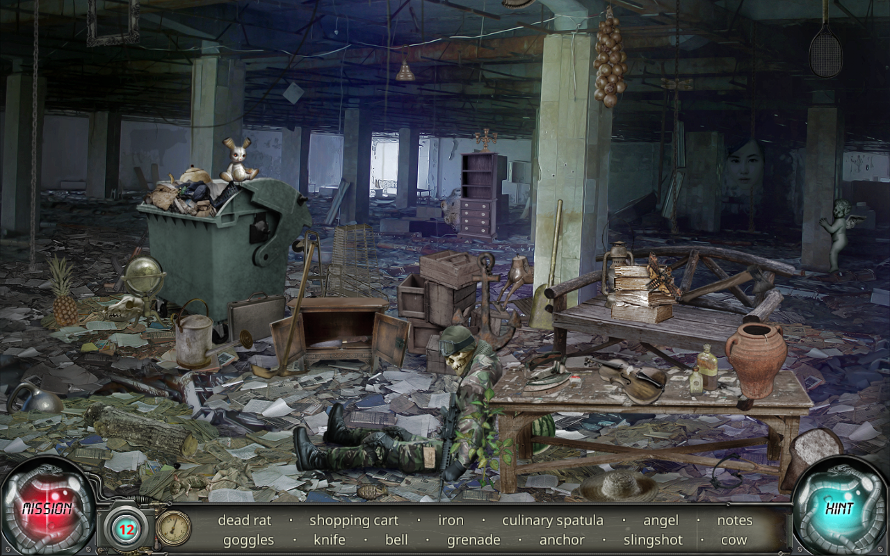 Time Trap - Hidden Objects- screenshot