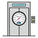 Lift speed icon