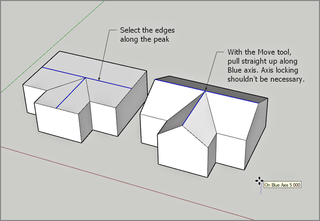 Problems With Roof Sketchup Sketchup Community