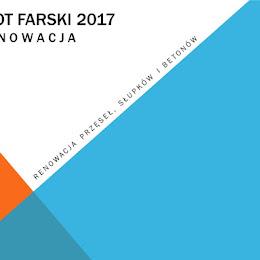 PŁOT FARSKI 2017 - RENOWACJA