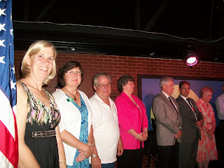 Damascus Lions Installation Night June 18, 2013