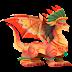 Dragón Guerrero Azteca | Aztec Warrior Dragon