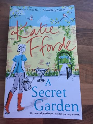 Edel 39 S Book Beauty Life Blog A Secret Garden By Katie Fforde Review