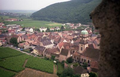 1986.08.12-062.12 vue du haut du donjon