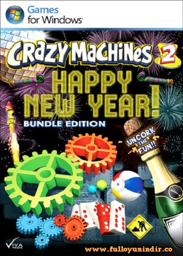 Crazy Machines 2 Happy New Year Bundle Edition Pc Tek Link