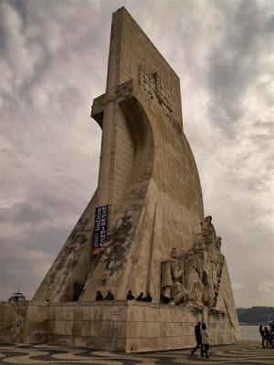 Monumento a los descubrimientos (Padrão dos Descobrimentos)