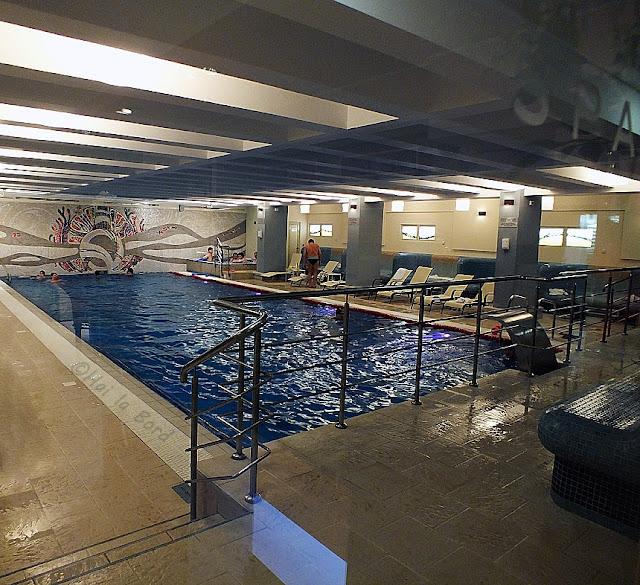 piscina hotel unirea iasi