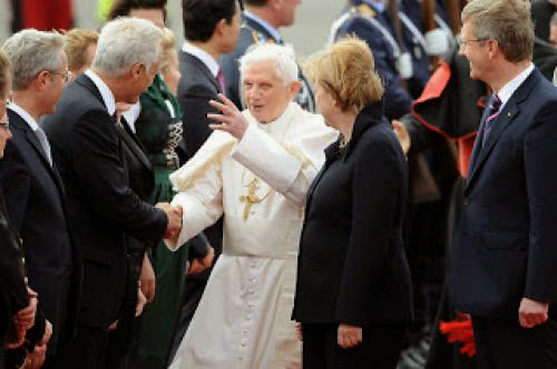 Pope Benedict Addresses The Muslims Of Germany