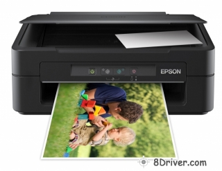 download Epson Expression Home XP-33 printer's driver