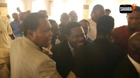 Youths Embarrasses Mike Ozekhome