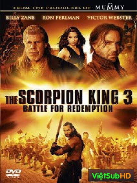 Vua Bọ Cạp 3: Trả Nợ Trận Chiến