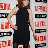 OIC - ENTSIMAGES.COM - Anna Acton attend the Age of Kill - VIP film Screening inLondon on the 1st April 2015.Photo Mobis Photos/OIC 0203 174 1069