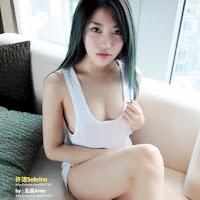 [XiuRen] 2014.05.15 No.134 许诺Sabrina [63P] cover.jpg