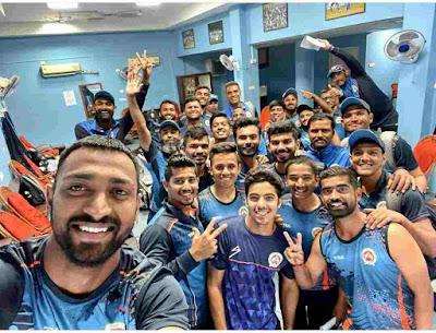 Cricket news :-Sayed mustaq Ali Trophy on final stage , Final match decided Tamilnadu Vs Baroda