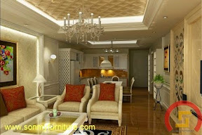 Mẫu thiết kế nội thất nhà phố 713