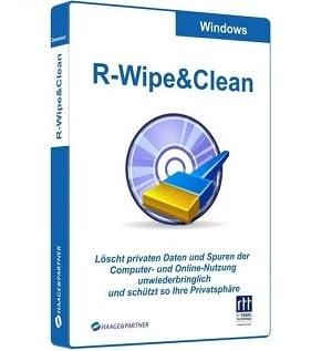 R-Wipe & Clean 20.0 Build 2329 com Crack