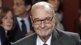 L'ancien président Jacques Chirac hospitalisé à Paris pour «une infection pulmonaire»