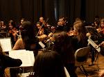 Concierto de la Orquesta en Montealegre