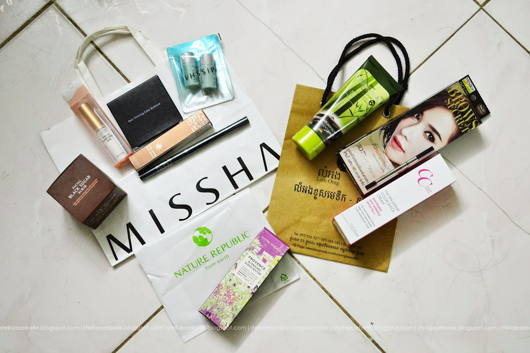 makeup, makeup haul, cc cream, korean makeup, skincare, missha, lum orng, mistine, nature republic, bblogger, beauty blogger, pinay blogger, filipina, makeup artist